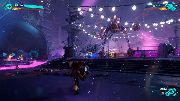 Game Ratchet & Clank Rift Apart