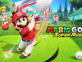 Review Game Mario Golf: Super Rush